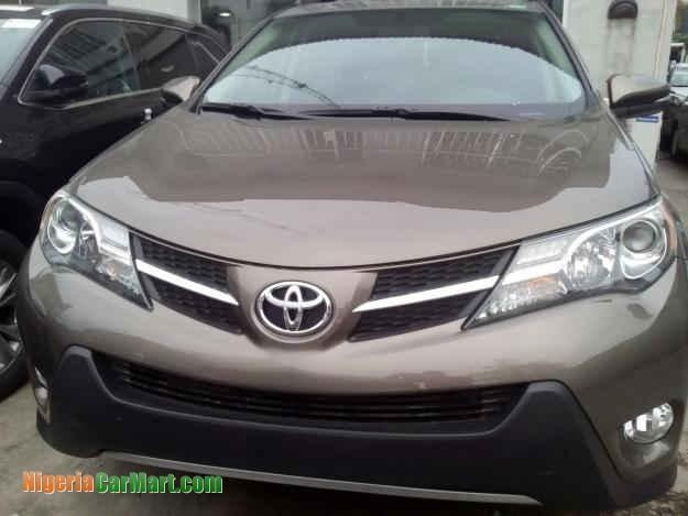 2014 Toyota Rav4 Full Option Used Car For Sale In Lagos
