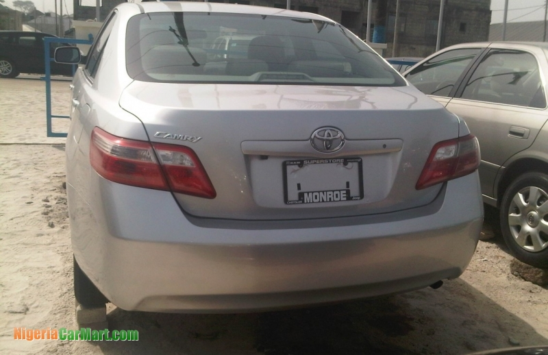 2009 Toyota Camry Hybrid Used Car For Sale In Lagos