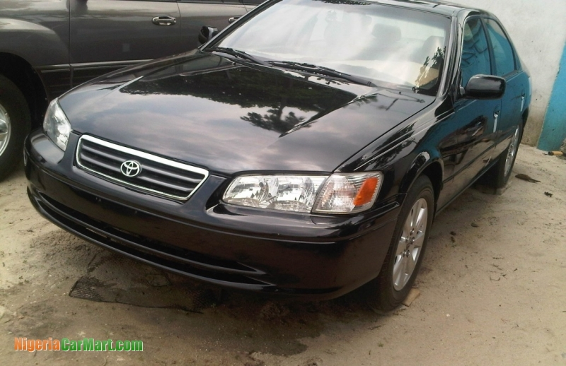 2000 toyota camry full option used car for sale in lagos nigeria. Black Bedroom Furniture Sets. Home Design Ideas