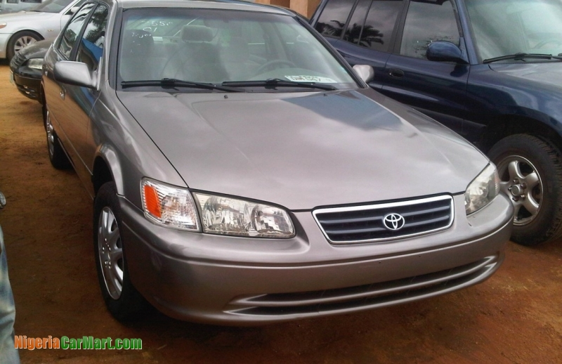 2001 toyota camry full option used car for sale in lagos nigeria. Black Bedroom Furniture Sets. Home Design Ideas