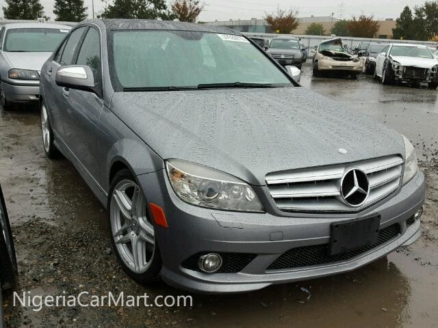 Mercedes Benz C350 2012 Mercedes Benz C350 4matic used car for sale in Lagos Nigeria