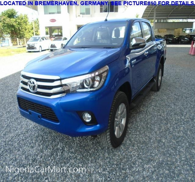 2016 toyota hilux 2016 toyota hilux used car for sale in rivers2016 toyota hilux 2016 toyota hilux used car for sale in rivers nigeria nigeriacarmart com 0