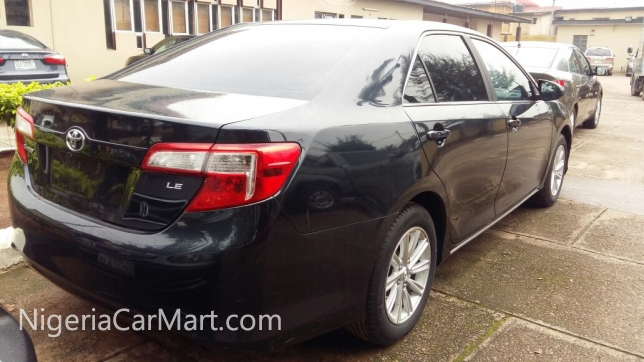2013 toyota camry limited edition used car for sale in lagos nigeria. Black Bedroom Furniture Sets. Home Design Ideas
