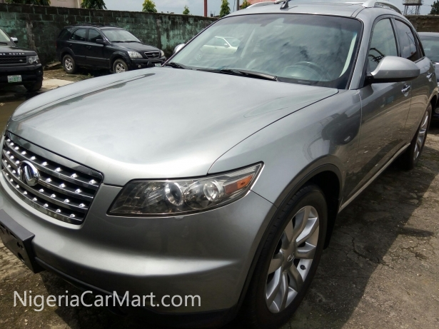 2009 infiniti fx45 full option used car for sale in abia. Black Bedroom Furniture Sets. Home Design Ideas