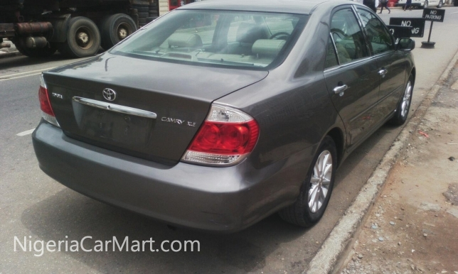 2006 toyota camry ex used car for sale in lagos nigeria. Black Bedroom Furniture Sets. Home Design Ideas