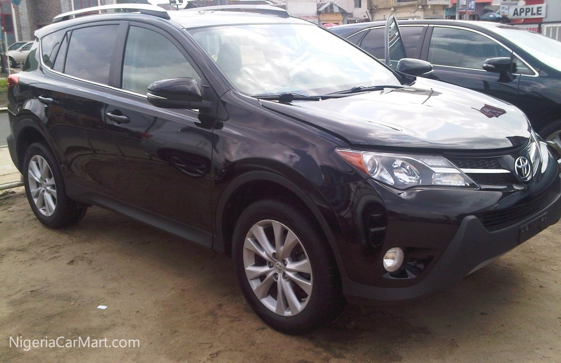 2014 toyota rav4 toyora rav4 used car for sale in lagos nigeria. Black Bedroom Furniture Sets. Home Design Ideas