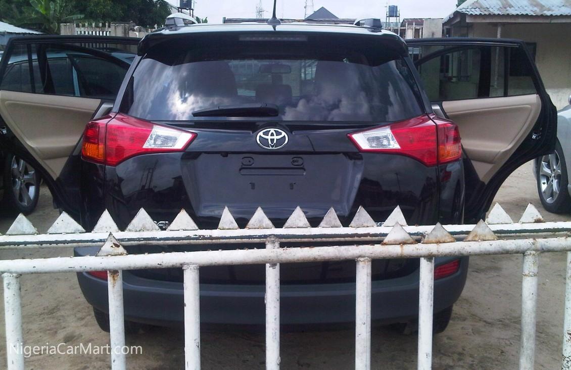 Foreign Used Rav4 Price >> 2014 Toyota Rav4 Toyora Rav4 used car for sale in Lagos Nigeria - NigeriaCarMart.com