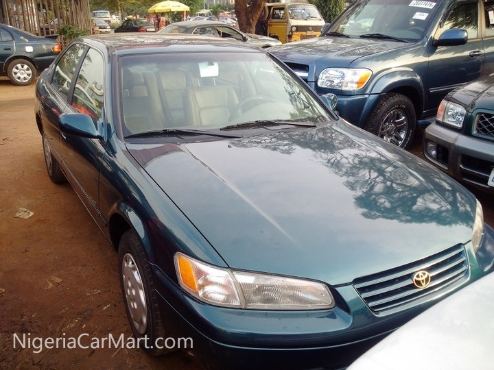 2000 toyota camry ex used car for sale in abia nigeria. Black Bedroom Furniture Sets. Home Design Ideas