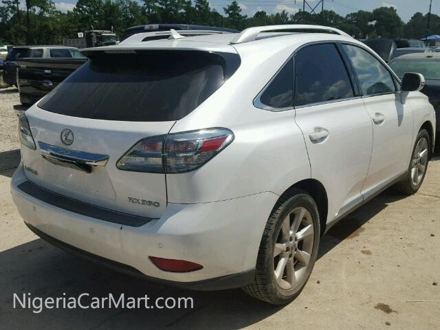 2010 lexus rx 330 full option used car for sale in lagos nigeria. Black Bedroom Furniture Sets. Home Design Ideas