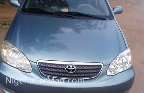 Toyota Corolla AUCTION PRICE =N=200,000