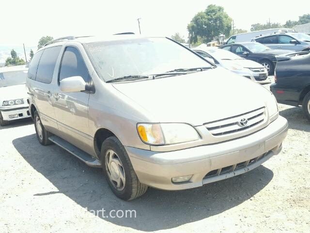 Toyota Sienna 200,000 price contact