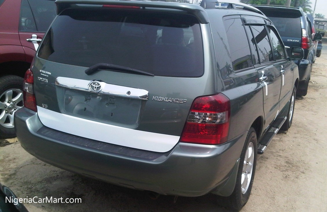 Toyota Highlander 300,000 price contact