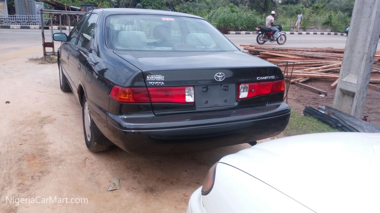 2000 toyota camry ce used car for sale in lagos nigeria. Black Bedroom Furniture Sets. Home Design Ideas