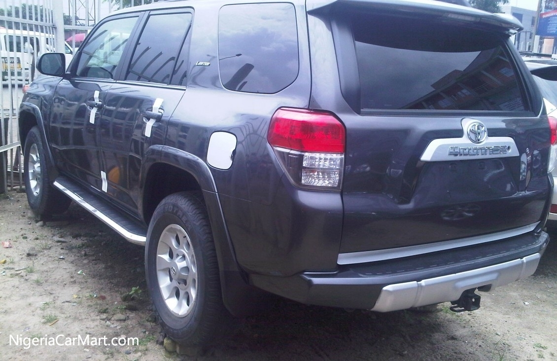 2016 toyota 86 4runner 400 000 auction price used car for sale in abuja nigeria. Black Bedroom Furniture Sets. Home Design Ideas