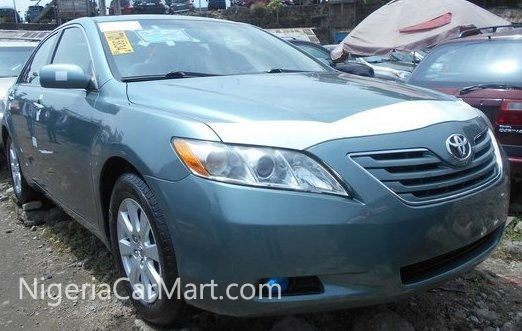 2008 toyota camry full option used car for sale in lagos. Black Bedroom Furniture Sets. Home Design Ideas