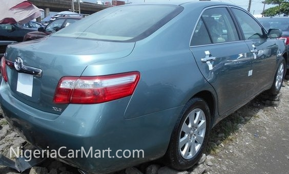 2008 toyota camry full option used car for sale in lagos nigeria nigeriacar. Black Bedroom Furniture Sets. Home Design Ideas
