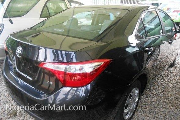 2008 Toyota Corolla For Sale >> 2008 Toyota Corolla Full Option Used Car For Sale In Lagos Nigeria Nigeriacarmart Com