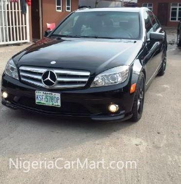 2010 Mercedes Benz C350 4matic Used Car For In Lagos Nigeria Nigeriacarmart 0