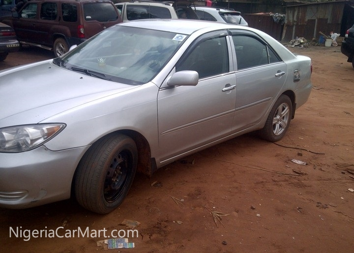 2004 toyota camry used car for sale in rivers nigeria. Black Bedroom Furniture Sets. Home Design Ideas