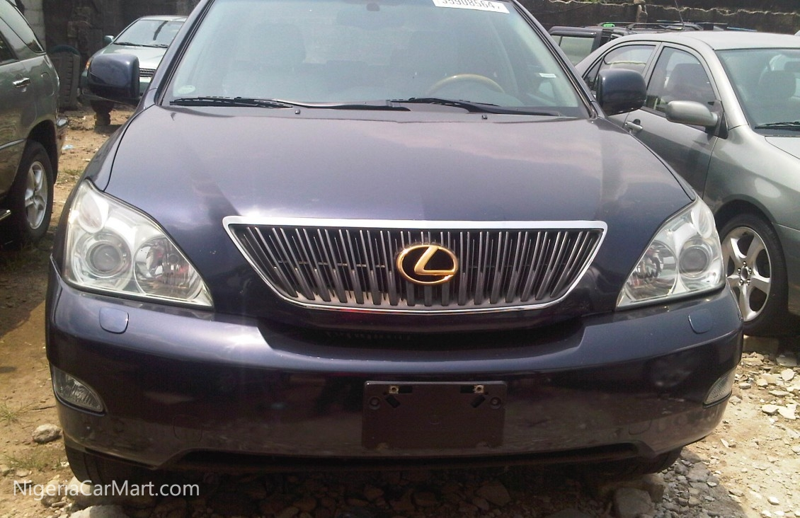 Used Lexus Car For Sale In Nigeria