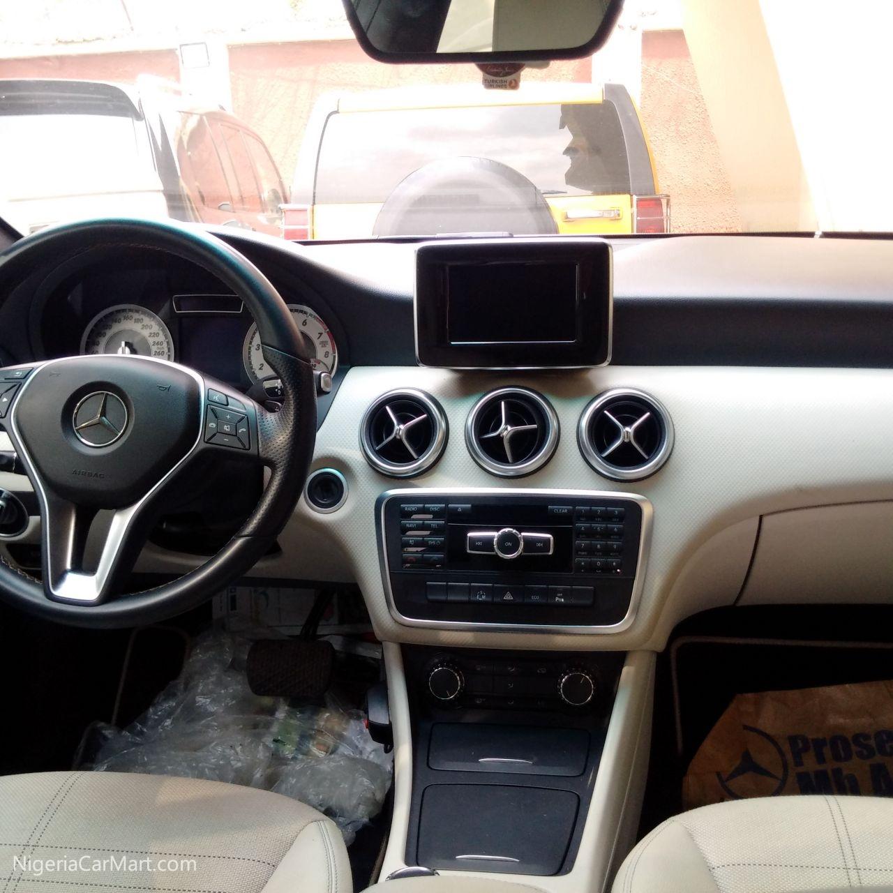 Car Mart Com >> 2015 Mercedes Benz C250 used car for sale in Lagos Nigeria ...