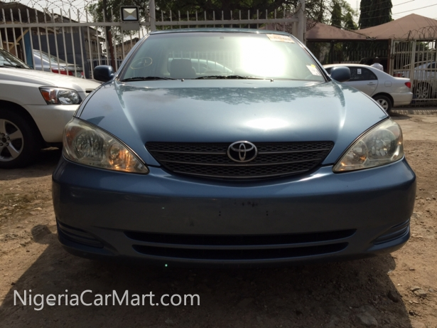 2003 toyota camry full option used car for sale in lagos nigeria. Black Bedroom Furniture Sets. Home Design Ideas