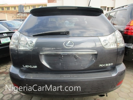 2009 lexus rx 330 full option used car for sale in lagos. Black Bedroom Furniture Sets. Home Design Ideas