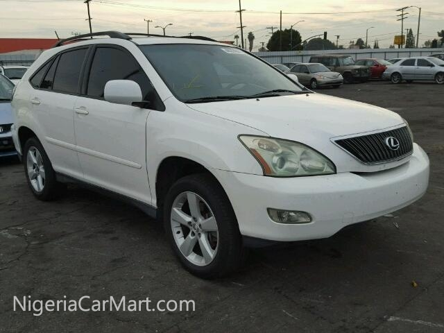 2005 lexus rx 330 lx used car for sale in abia nigeria. Black Bedroom Furniture Sets. Home Design Ideas