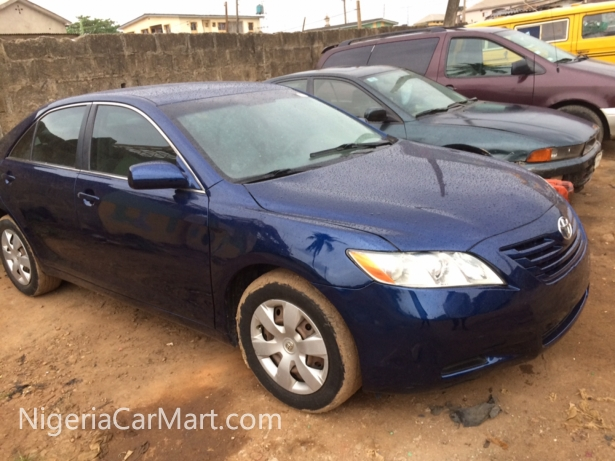 2009 toyota camry used car for sale in abia nigeria. Black Bedroom Furniture Sets. Home Design Ideas