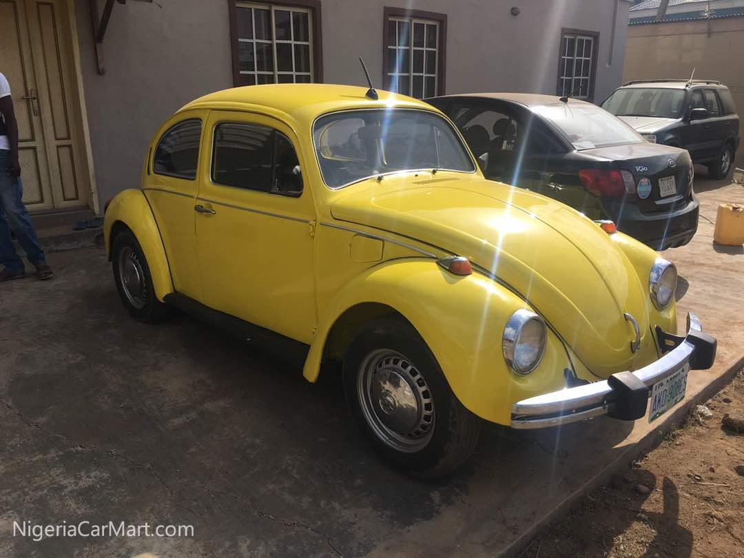 1978 Volkswagen New Beetle Used Car For Sale In Lagos Nigeria Nigeriacarmart Com