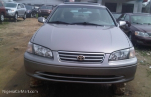 Toyota Camry Full options