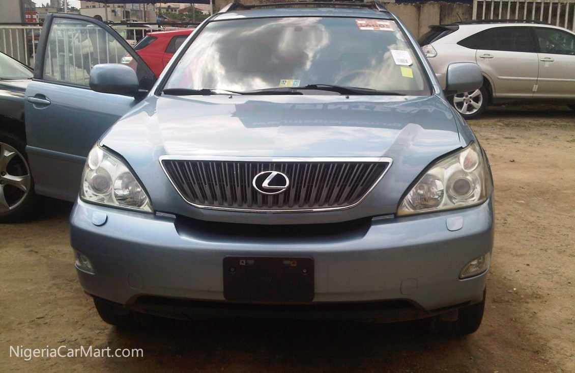2008 lexus rx 330 full option used car for sale in lagos nigeria. Black Bedroom Furniture Sets. Home Design Ideas
