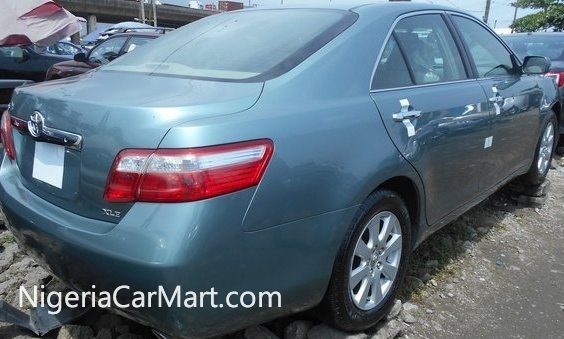 Auto Gele For Sale In Nigeria: 2012 Toyota Camry FULL OPTION Used Car For Sale In Lagos