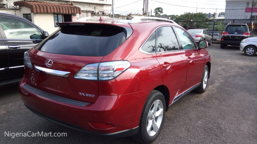 2011 lexus rx 330 rx350 used car for sale in lagos nigeria nigeriacarmart com 2011 lexus rx 330 rx350 used car for