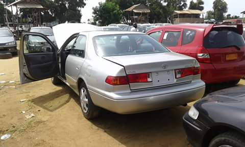 2002 Toyota Camry For Sale >> 2002 Toyota Camry Used Car For Sale In Lagos Nigeria Nigeriacarmart Com